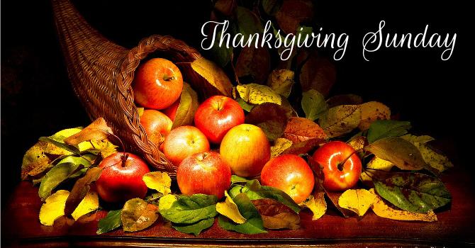 October 11, 2020 On-Line Sunday Service image