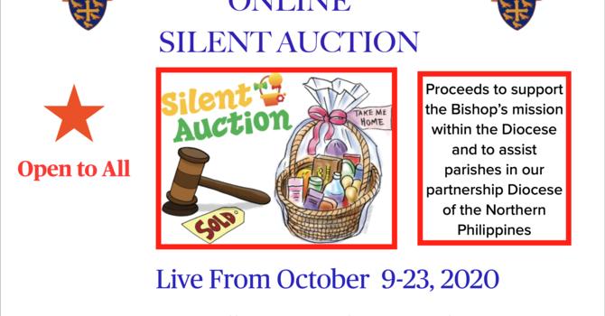 Bishop's Friends Silent Auction image