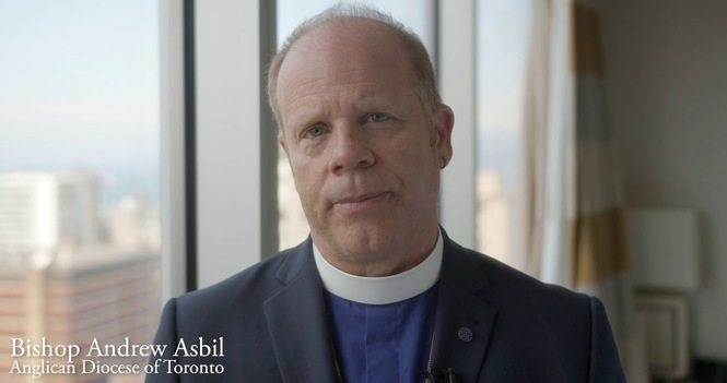 Bishop Andrew Asbil reflects on General Synod 2019
