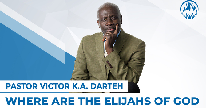 Where Are The Elijahs Of God? (2020)