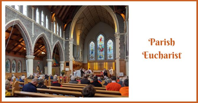 Parish Eucharist - Thanksgiving