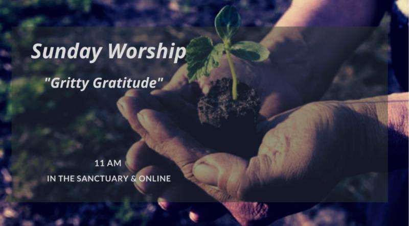 Gritty Gratitude