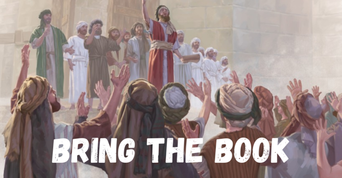 Bring the Book