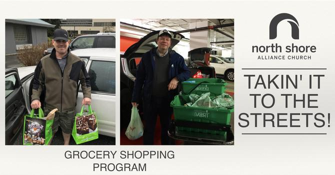 COVID Care Grocery Shop Program image