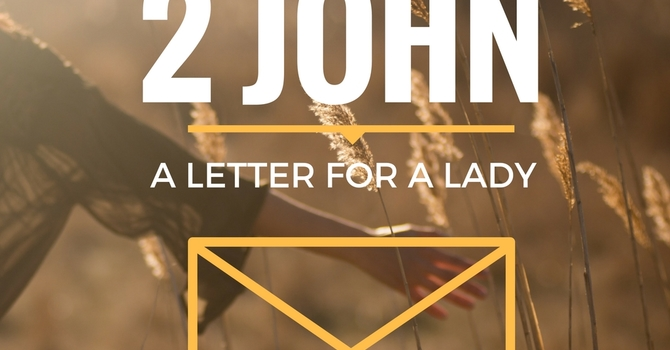 A Letter For A Lady