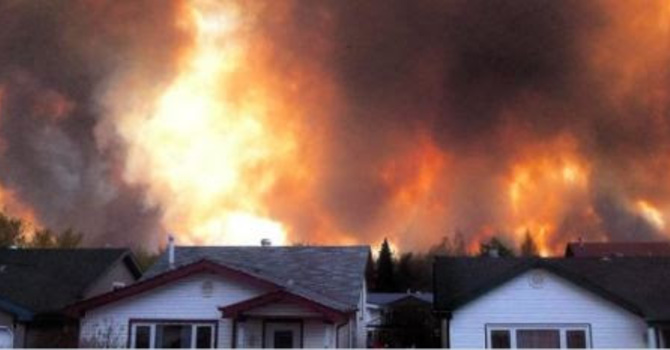 Helping Fort McMurray image