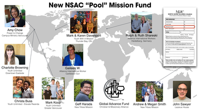 How Mission Funding Works Ministry