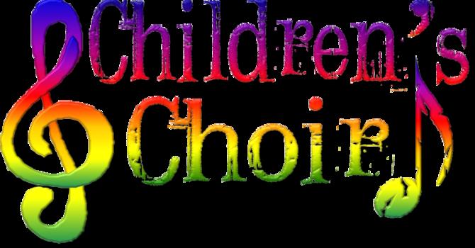 Children's Choir Opportunity image