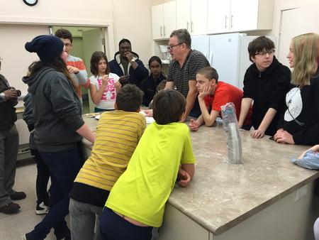 Kids' Ash Wednesday Program a Hit!