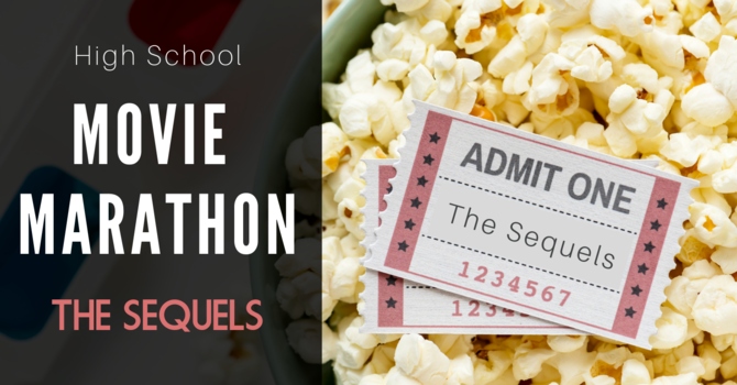 High School Movie Marathon