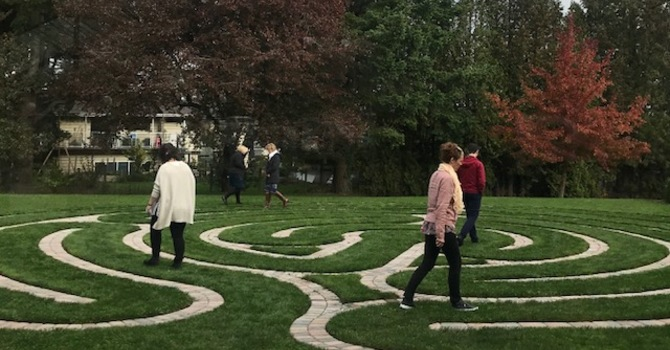 Labyrinth Prayer Retreat Day