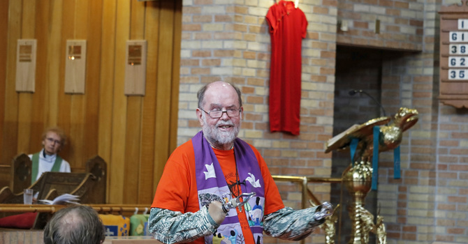 Fr. Lapsley Inspires Anglicans on Healing and Reconciliation Journey