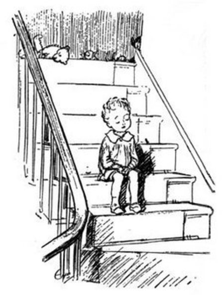 Is a stair any place to belong?