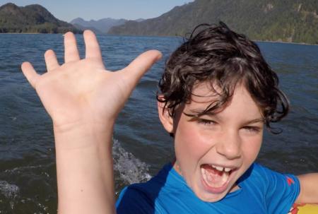 Stave Lake Camping Trip