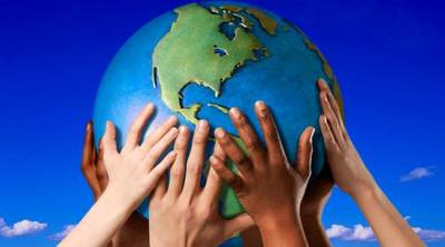 Helping Our World