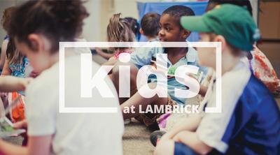 Kids at Lambrick Ministry