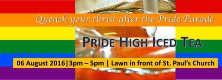 Pride High Iced Tea