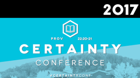 Certainty Conference 2017