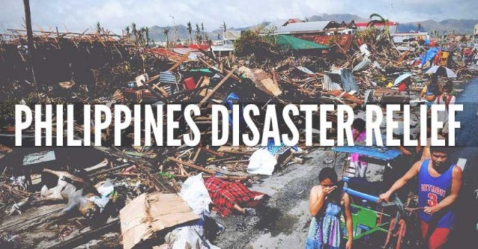 Care for the Philippines image