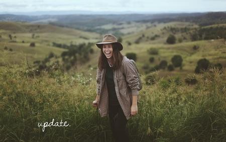 Update from Beth Jamieson - YWAM Australia