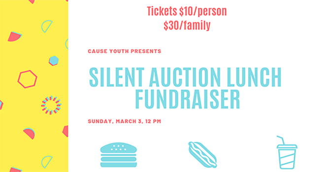 Youth Silent Auction
