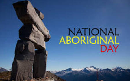 Two Events in the  D of NW Honouring National Aboriginal Day