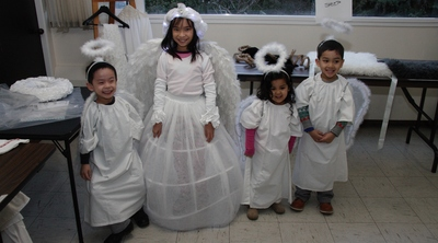 2015 Christmas Pageant Ministry
