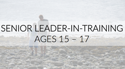 Senior Leader-In-Training