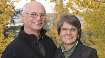 David & Henny Thormoset