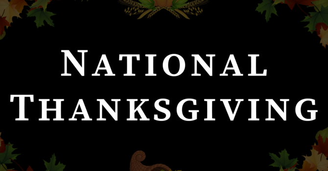 National Thanksgiving, 10:00 A.M.