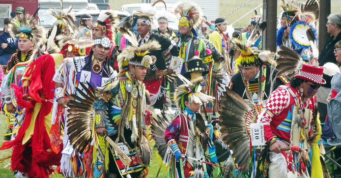Cathedral Parishioners Attend Alexander Pow Wow