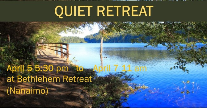 QUIET RETREAT - BETHLEHEM RETREAT CENTRE