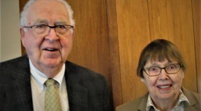 Selma-Jo and George Richards' Diamond Anniversary Ministry