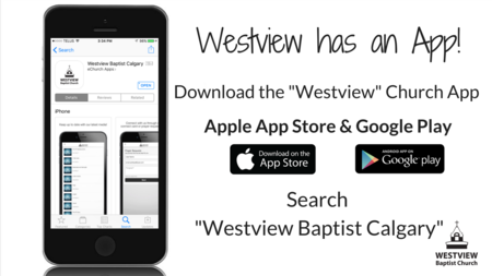 Download the Westview App!