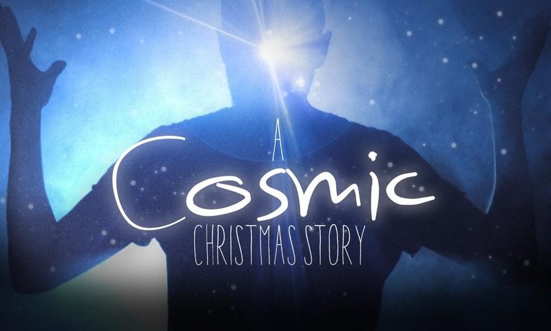 A Cosmic Christmas Story. Luke 1:5-25