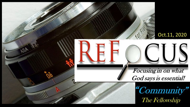 ReFocus 05 - Community