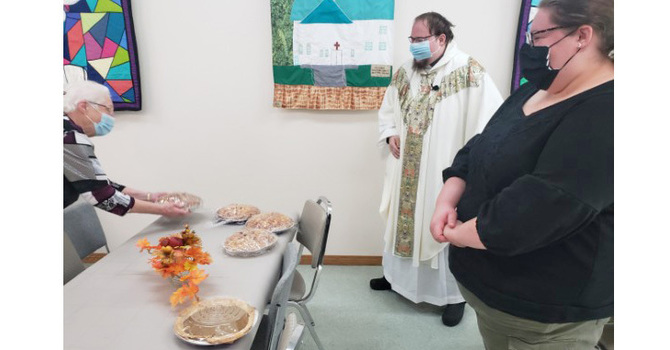 Thanksgiving Pies-a-Plenty image
