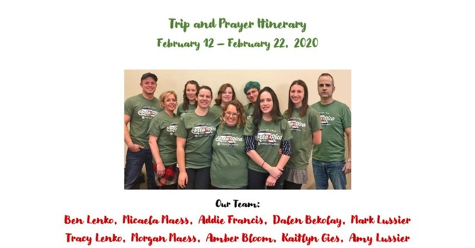 Short-Term Missions: Costa Rica image