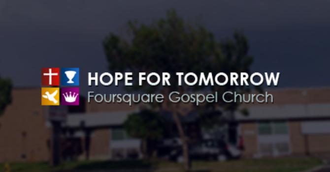 Hope for Tomorrow Foursquare Gospel Church