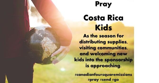 Pray: Costa Rica Kids image