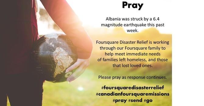 Pray: Albania image