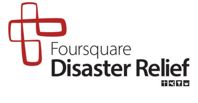 Pray: Foursquare Disaster Relief image