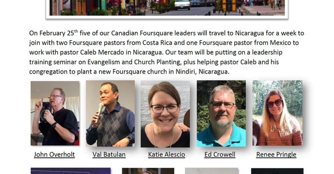 Short-Term Missions: Nicaragua image