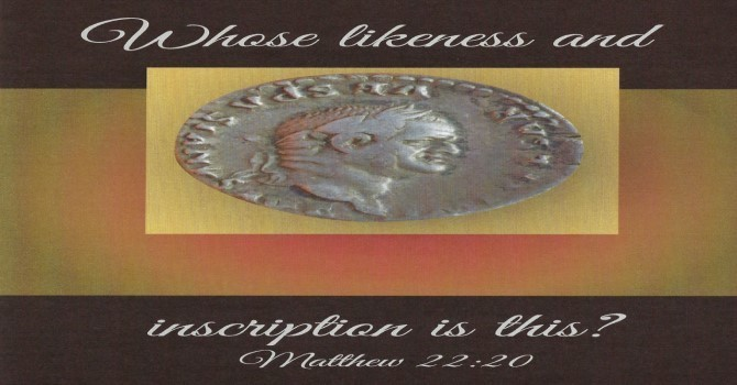 Worship Service Bulletin - Twentieth Sunday After Pentecost image