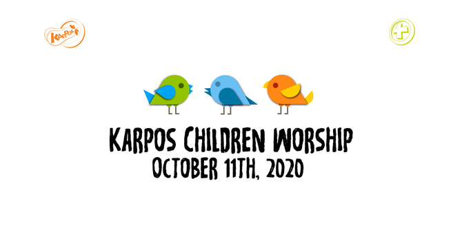 201011 Elementary Sunday Worship