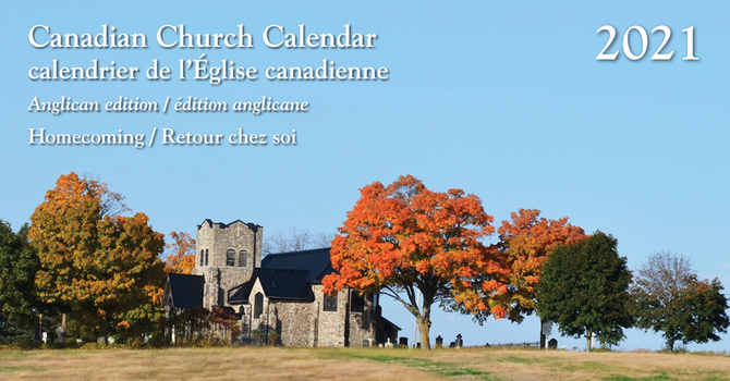 2021 Church Calendar image