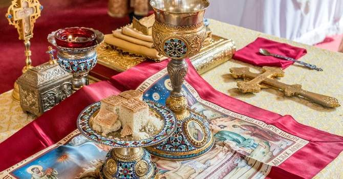 Divine Liturgy Tonight & A Hafli Update image