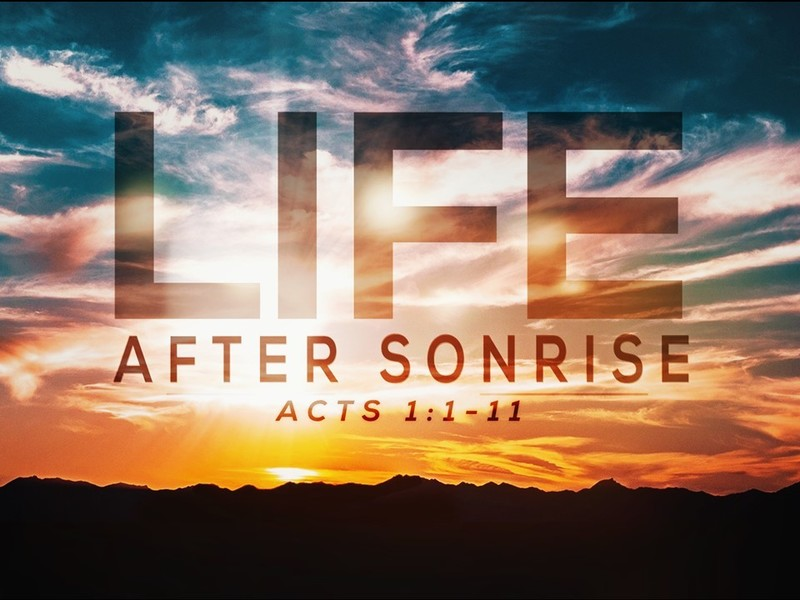 Life After Sonrise