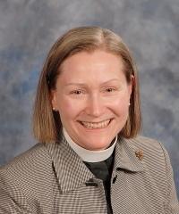 The  Rev'd Lynnsay Buehler