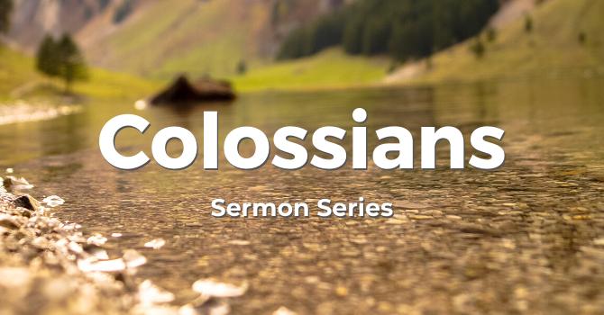 Colossians 4